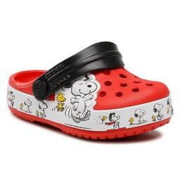Crocs Шльопанці Crocs Fl Snoopy Woodstock Cg K 206176 Flame