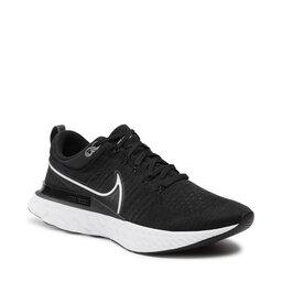 Nike Взуття Nike React Infinity Run Fk 2 CT2357 002 Black/White/Iron Grey