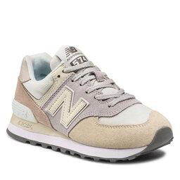 New Balance Laisvalaikio batai New Balance WL574WL2 Smėlio