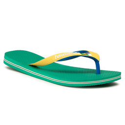 Havaianas В'єтнамки Havaianas Brasil Mix 41232062078 Tropical Green