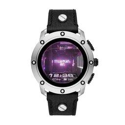 Diesel Išmanusis laikrodis Diesel Axial DZT2014 Black/Silver
