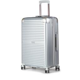 Puccini Середня тверда валіза Puccini Dallas PC027B 8 Silver