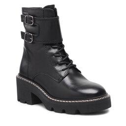 Tamaris Ботильйони Tamaris 1-25271-27 Black Leather 003