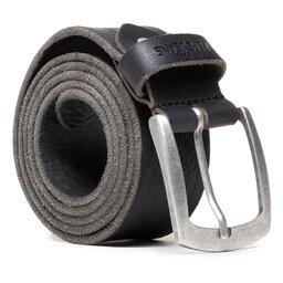 Pepe Jeans Vyriškas Diržas Pepe Jeans Maple Belt PM020977 Black 999