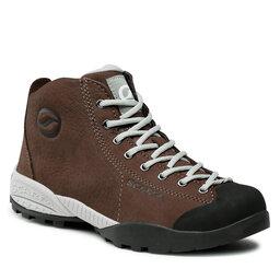 Scarpa Трекінгові черевики Scarpa Mojito Mid Kid 30465-103 Brown