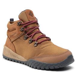 Columbia Трекінгові черевики Columbia Fairbanks Mid BM7744 Elk/Graphite 286