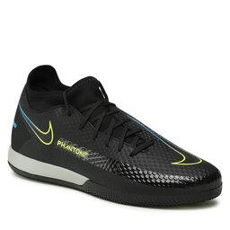 Nike Взуття Nike Phantom Gt Academy Df Ic CW6668 090 Black/Black/Cyber