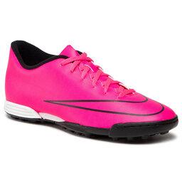 Nike Взуття Nike Mercurial Vortex II Tf 651649 660 Hyper Pink/Hyper Pink/Blk/Blk