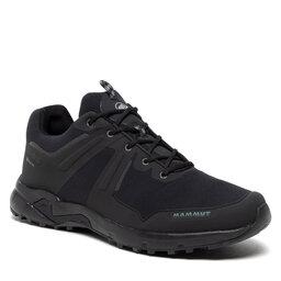 Mammut Трекінгові черевики Mammut Ultimate Pro Low Gtx GORE-TEX 3040-00710-0052 Black/Black