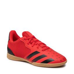 adidas Batai adidas Predator Freak .4 In Sala FY6329 Red/Cblack/Gum3