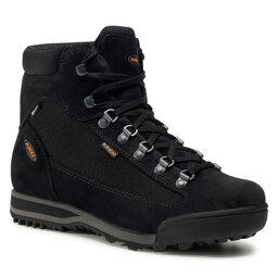 Aku Turistiniai batai Aku Slope Micro Gtx GORE-TEX 885.10 Black/Black 448