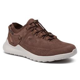 Keen Трекінгові черевики Keen Highland Wp 1024237 Chestnut/Silver Brich