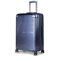 Puccini Середня тверда валіза Puccini Dallas PC027B 7 Blue