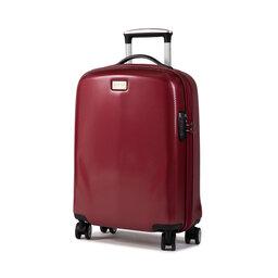 Wittchen Мала тверда валіза Wittchen 56-3P-571 Бордовий