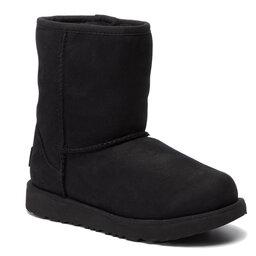 Ugg Взуття Ugg Kids' Classic Short II Wp 1019646K Blk/Black