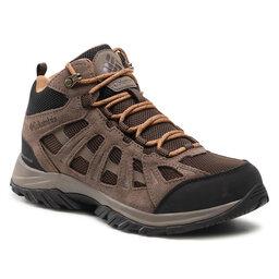 Columbia Трекінгові черевики Columbia Redmond III Mid Waterproof BM0168 Cordovan/Elk 231