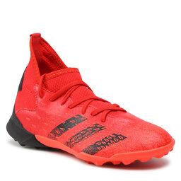 adidas Batai adidas Predator Freak .3 Tf J FY6314 Red/Cblack/Solred