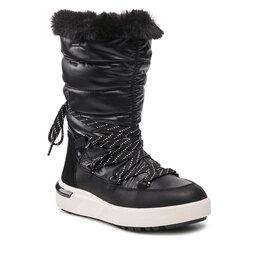 Geox Sniego batai Geox D Dalyla B Abx C D16QSC 0FU43 C9999 Black