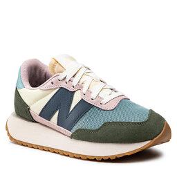 New Balance Laisvalaikio batai New Balance WS237MP1 Žalia