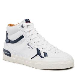 Pepe Jeans Снікерcи Pepe Jeans Kenton Britt Boot PMS30762 Navy 595