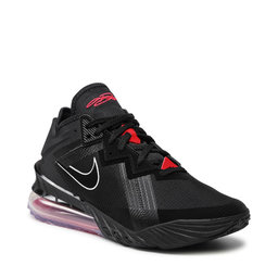 Nike Взуття Nike Lebron XVIII Low CV7562 001 Black/White/University red