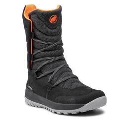 Mammut Трекінгові черевики Mammut Falera Pro II High Wp 3030-04420-00533 Black/Vibrant Orange
