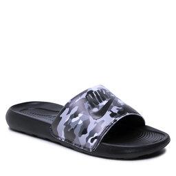 Nike Шльопанці Nike Victori One Slide Print CN9678 001 Black/Black/Grey Frog