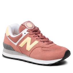 New Balance Laisvalaikio batai New Balance WL574HD2 Rožinė