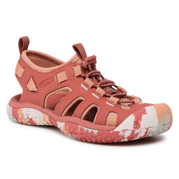 Keen Босоніжки Keen Solr Sandal 1024699 Redwood/Pheasant