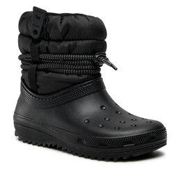 Crocs Снігоходи Crocs Classic Neo Puff Luxe Boot W 207312 Black