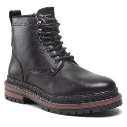 Pepe Jeans Черевики туристичні Pepe Jeans Martin Boot PMS50205 Black 999