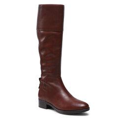 Geox Jojikų batai Geox D Felicity F D16G1F 00043 C0013 Brown