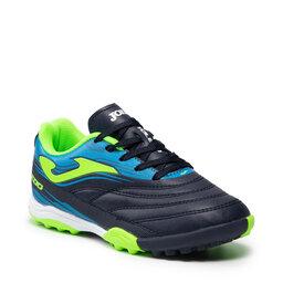 Joma Взуття Joma Toledo Jr 2103 TOJS2103TF Navy Green Fluor