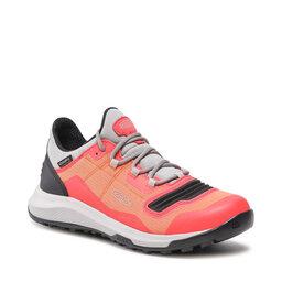 Keen Трекінгові черевики Keen Tempo Flex Wp 1024851 Nectarine/Dubarry