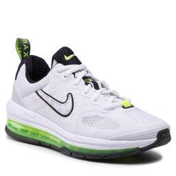 Nike Взуття Nike Air Max Genome (Gs) CZ4652 103 White/Black/Volt/Pure Platinum
