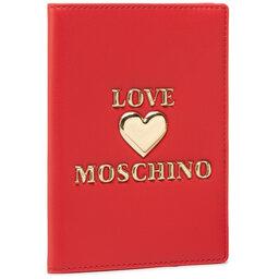 LOVE MOSCHINO Чохол для документів LOVE MOSCHINO JC5624PP1CLF0500 Rosso