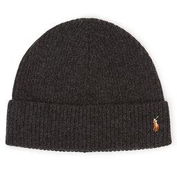 Polo Ralph Lauren Kepurė Polo Ralph Lauren Fo Hat-Hat 449775524007 Characoal