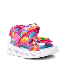 Skechers Босоніжки Skechers Color Groove 302160N/HPMT Hot Pink/Multi