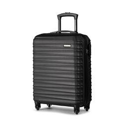 Wittchen Мала тверда валіза Wittchen 56-3A-311-11 Чорний