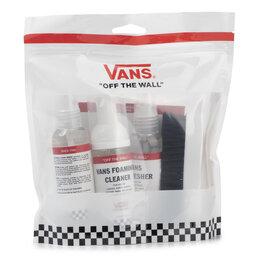 Vans Valymo rinkinys Vans Shoe Care Travel Kit VN0A3IHTWHT1