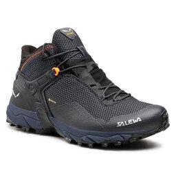 Salewa Трекінгові черевики Salewa Ms Ultra Flex 2 Mid Gtx 61387-0984 Black Out/Red Orange 0984