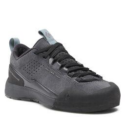 Black Diamond Трекінгові черевики Black Diamond Technician BD580023 Asphalt/Goblin Blue