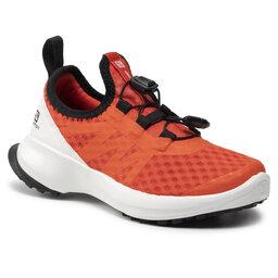 Salomon Взуття Salomon Sense Flow J 413032 09 W0 Cherry Tomato/White/Black