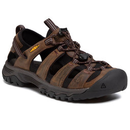 Keen Босоніжки Keen Targhee III Sandal 1022427 Bison/Mulch