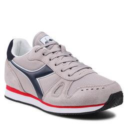 Diadora Laisvalaikio batai Diadora Simple Run 101.173745 01 C6550 Black Iris/Paloma