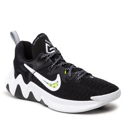 Nike Batai Nike Giannis Immortality CZ4099 010 Black/Clear/White/Wolf Grey