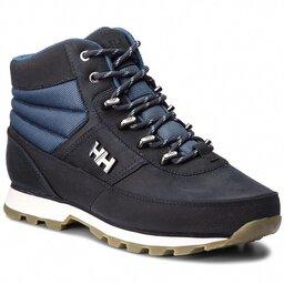 Helly Hansen Трекінгові черевики Helly Hansen Woodlands 108-07.598 Navy/Vintage Indigo/Off White