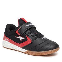 KangaRoos Batai KangaRoos K5-Court Ev 18767 000 5053 Jet Black/Fiery Red