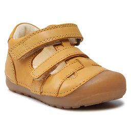 Bundgaard Босоніжки Bundgaard Petit Sandal BG202066 Yellow Ws 813