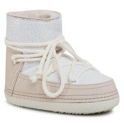 Inuikii Взуття Inuikii Boot Full Leather 70101-009 Sequin White